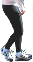 UnJeans leggings made by Danskin ankle pants keep legs invigorated and energized prevent leg fatigue
